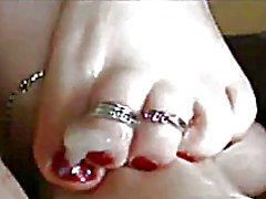 Petite trois Inch d'orient Paki Penis FJ par Strawberry Blondes