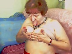 The best granny webcam on ATAFILM COM