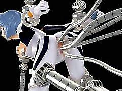 3D lonkeron robottia