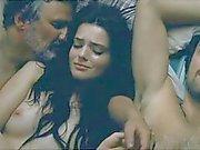 Roxane Mesquida Yorumlar - Sennentuntsch ( üçlü erotik bir sahne) MFM