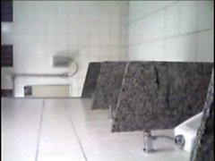 Туалет Действие быстрого - клипов