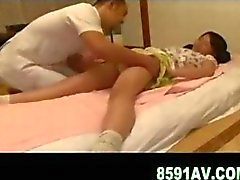 Мило подростков трахается с массажера