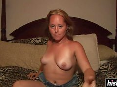 amazing girl fingers her wet pussy movie