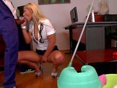 Blondit Blow Paras - Scene 4 - DDF Productions
