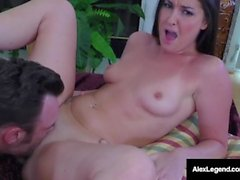 French Fuck Master Alex Legend Gives Brittany Shae A Facial!