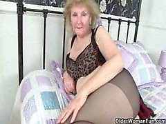 Grandma never told you about her masturbation addiction