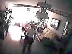 Homeclips - Spycam - Babysitter Caught Masturbating