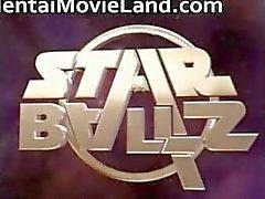 Sexig blondin Starballz Princezz suger Part3