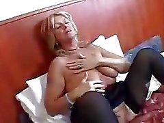 Veteran Hooker Her Man Spurt Hızlı yapar