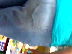 BBW Ass in Jeans
