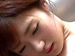 Cutie Japanese Have Sex and Body Massage in a HotSpring