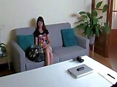 beleza porra durante entrevista de emprego falsa
