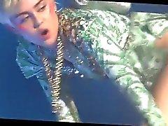 Concert de Miley Cyrus. lascive