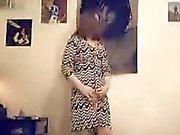 Kotitekoinen Sexy amatööri tyttö