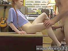 Teen Arsch essen und jugendlich Paar anal cam Up