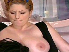 Black cock and norwegian big natural tits