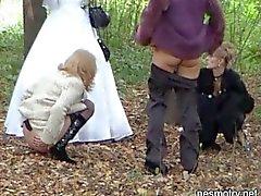 Düğün açık piss 1