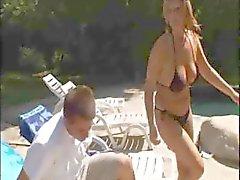 Amatör Zoey Andrews A Swinger Slut Karı mı!