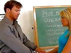Bra school Öppnar fittor Hot lärare