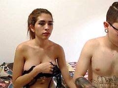 Büyük göğüsler japon kız iki horoz part2 tarafından çarptım