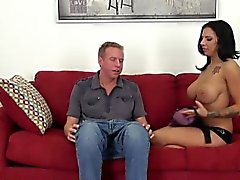 Horny wife squirt