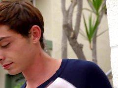 NextDoorRaw Markie Больше BAREBACKS Cute College Twink Stalker