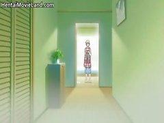 Отличная горячая Nihonjin безвозмездно предоставляемом хентай видео с Part6