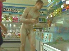 Diritto russa di Jackass Bambini Nudo Mostra