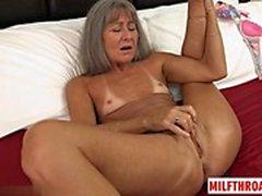 Hot MILF Sex und Cumshot