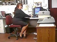 Büro gebundene