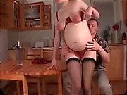 Big Kitzler schwangeren verdammtes