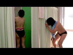 Große Titten Japanische Mädchen gefickt in der Stadt öffentlichen Pool