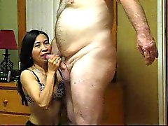 La filipina que Comer Sperm