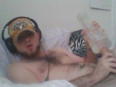 Hairy Cub Relógios Porn & Fleshjack (JO & Cum)