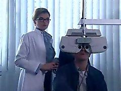 Anke Engelke sal geile de Augenaerztin