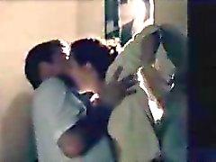 Cristina Brondo makes love