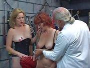 Doktorlar ile azgin fahiseler BDSM'den performans