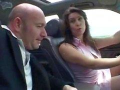 Французском полов в автомобиле Байсэ автомобильной Ecole