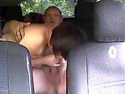 Clyde from 1fuckdatecom - Russian girl make blowjob in car