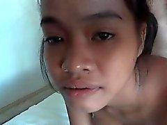 Horny Filipina Rakastaa Koska Dick
