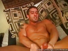 Cody and Jonny wank for cum