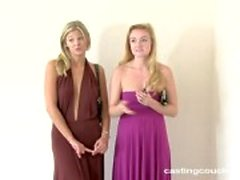 CastingCouch - HD - Charlotte Ve Adriana