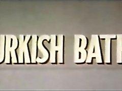 Gay la de 50 vendimia - de baño turco