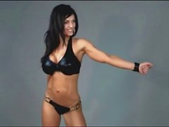 Denise Milani a dans au latex Fetiche - la non nude