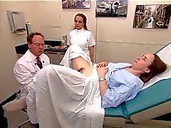 En riktig examen video från en hårig mogen kvinna 2