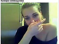 Venäjän pari ( webcam )