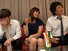 Foursome S02E09 Reality Group Sex