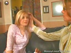 Mulheres maduras Professor e 18 anos Hot Blonde