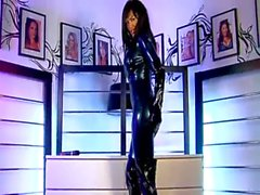 Fernanda Ferrari latex cop nightshow  XVIDEOSCOM