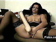 Soberba Titty punho Hoe de Nude